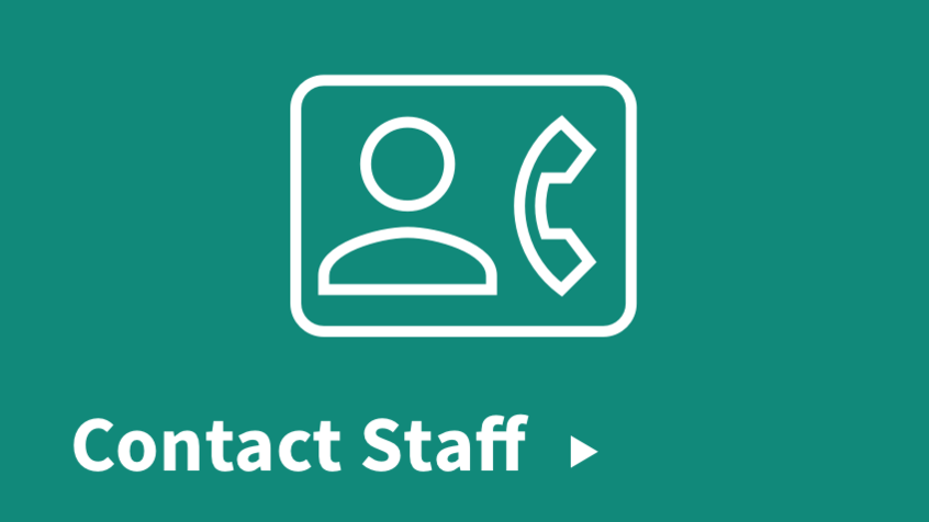 Staff member contact